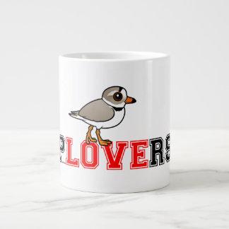Amor de los chorlitos taza grande