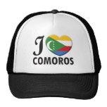Amor de los Comoro Gorro