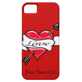 Amor de los Cupids Funda Para iPhone 5 Barely There