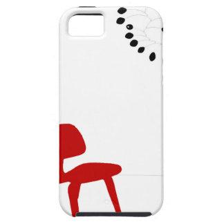 Amor de los mediados de siglo iPhone 5 carcasa