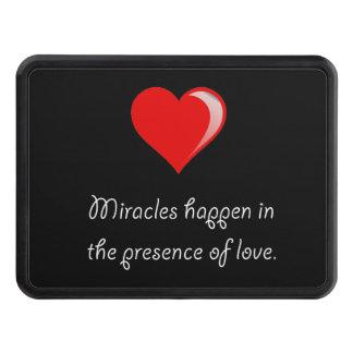 Amor de los milagros tapa de tráiler