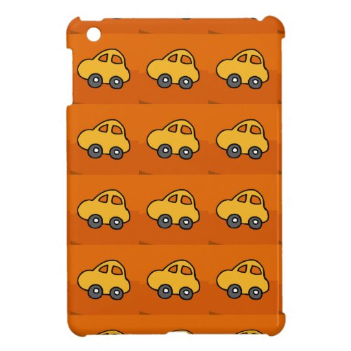 AMOR de los niños: Mini mini coches del juguete iPad Mini Coberturas