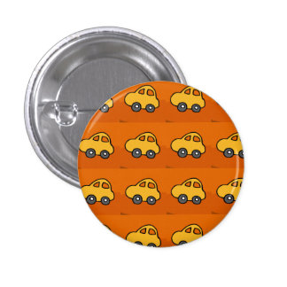 AMOR de los niños: Mini mini coches del juguete Pin Redondo 2,5 Cm