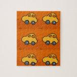 AMOR de los niños: Mini mini coches del juguete Puzzles Con Fotos