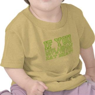 Amor de los niños camiseta