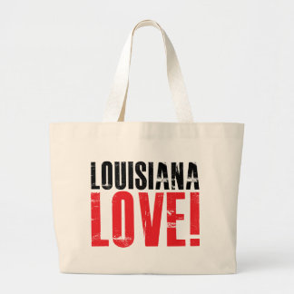 Amor de Luisiana Bolsa Tela Grande