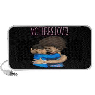 Amor de madres altavoz de viaje