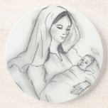 Amor de madres posavasos manualidades