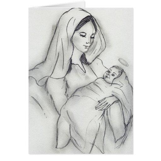 Amor de madres tarjeta de felicitación