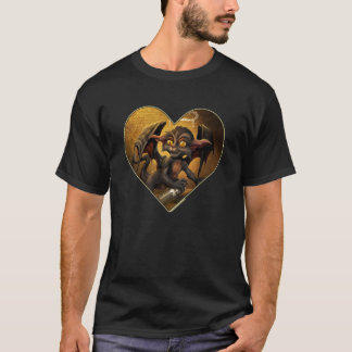 Amor de Maggie - camisa unisex