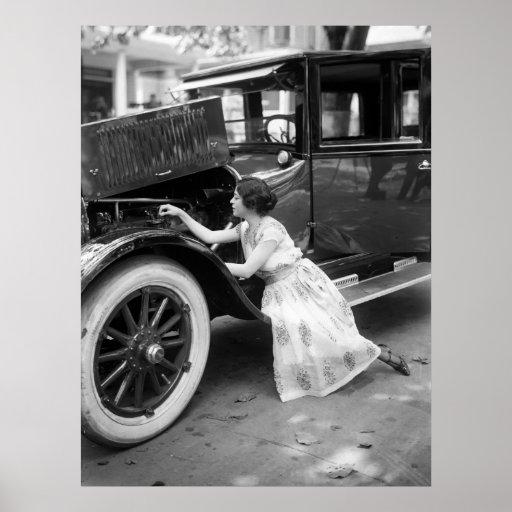 Amor de mi coche viejo, los años 20 impresiones