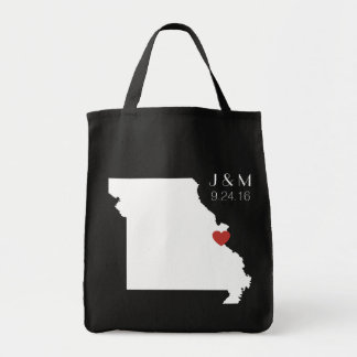 Amor de Missouri - personalizable Bolsa Tela Para La Compra