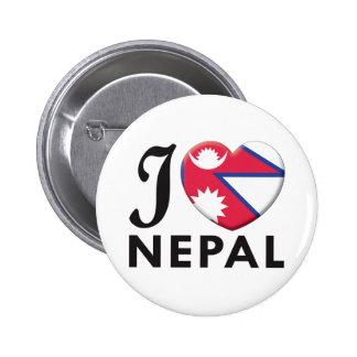 Amor de Nepal Pins