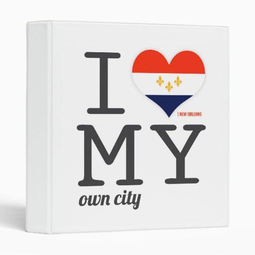 Amor de New Orleans Luisiana I mi propia ciudad