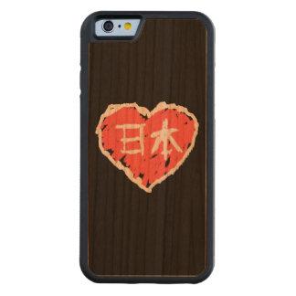 Amor de Nihon Funda De iPhone 6 Bumper Cerezo