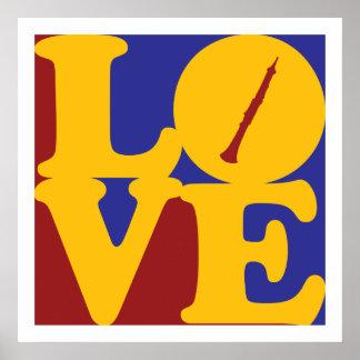 Amor de Oboe Poster
