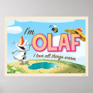 Amor de Olaf el   I que todas las cosas se Póster