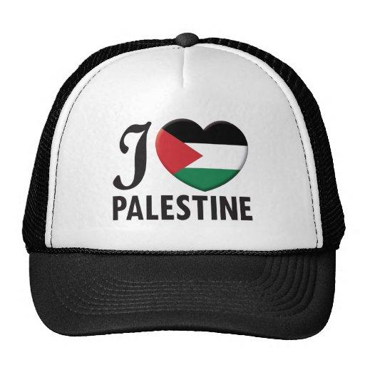 Amor de Palestina Gorra