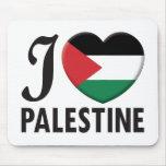 Amor de Palestina Tapete De Raton