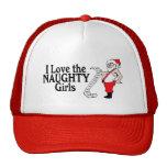 Amor de Papá Noel I los chicas traviesos Gorros