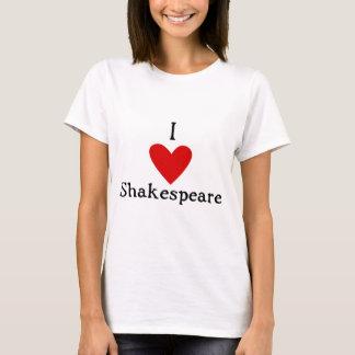 Amor de Shakespeare Playera