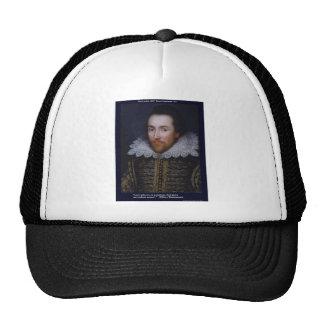 Amor de Shakespeare/tarjetas de regalos sin fin de Gorras De Camionero