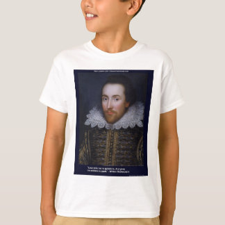 Amor de Shakespeare/tarjetas de regalos sin fin de Remeras