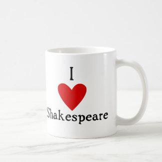 Amor de Shakespeare Taza Clásica