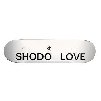 Amor de Shodo Patin Personalizado