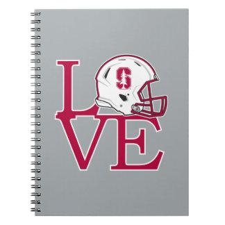 Amor de Stanford Libretas