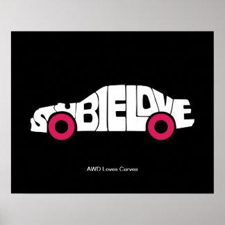 Amor de Subie AWD Poster