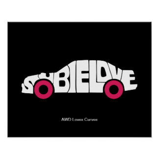 Amor de Subie AWD Póster
