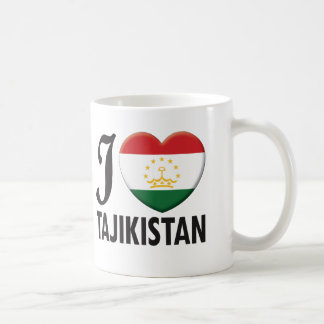 Amor de Tayikistán Taza Clásica
