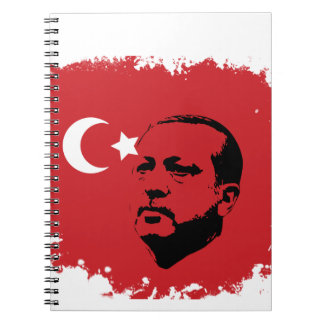 amor de Tayyip Erdogan Libreta