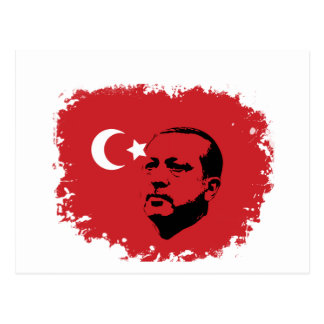 amor de Tayyip Erdogan Postales