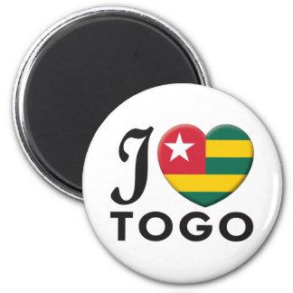 Amor de Togo Imán Para Frigorífico
