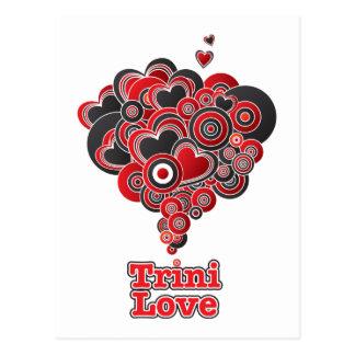 Amor de Trini Postal