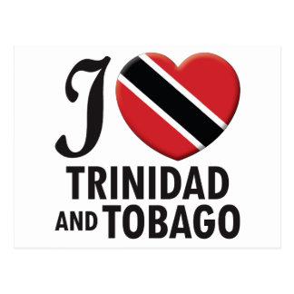 Amor de Trinidad and Tobago Postal