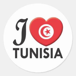 Amor de Túnez Etiqueta
