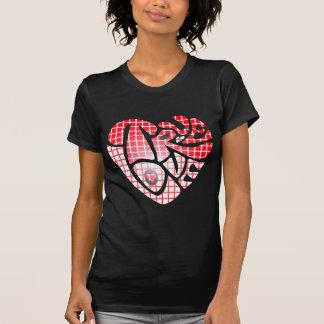 Amor de Ture en forma Camisetas