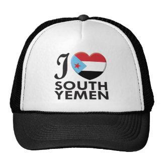 Amor de Yemen del sur Gorra