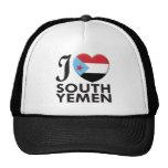 Amor de Yemen del sur Gorras