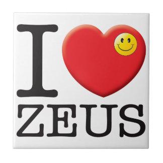Amor de Zeus Azulejo Ceramica