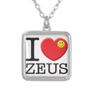 Amor de Zeus Pendiente Personalizado