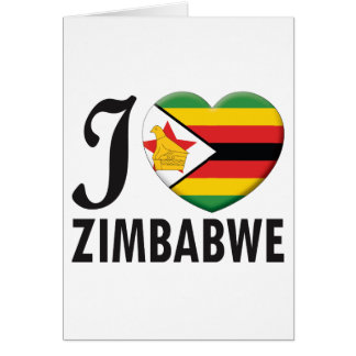Amor de Zimbabwe Felicitaciones