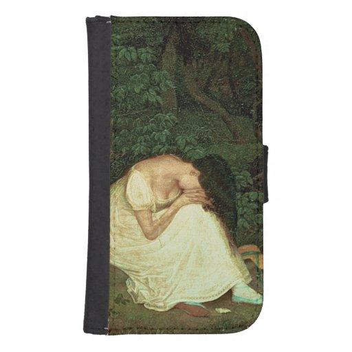 Amor decepcionado, 1821 cartera para galaxy s4
