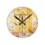 amor del 3:23   1John un otro SCRPTURE Reloj