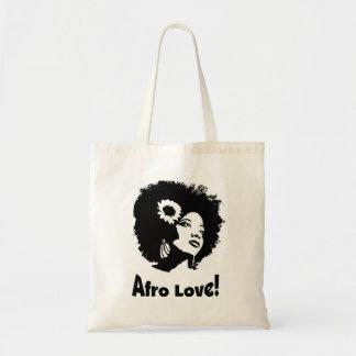 ¡Amor del Afro! Bolsas De Mano