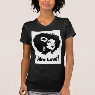 Amor del Afro Camisetas
