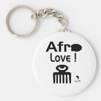 Amor del Afro con DUAFE Llaveros